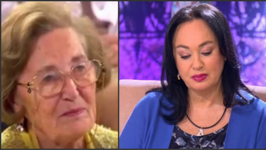 Foto: Video! Larisa Guzeeva, discurs emoționant despre mamă!