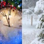 Foto: Cum va fi vremea în noaptea de Revelion. Vom avea zăpadă?