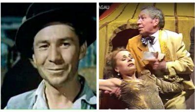 Video! Roluri care l-au făcut celebru pe îndrăgitul actor Mihai Curagău!