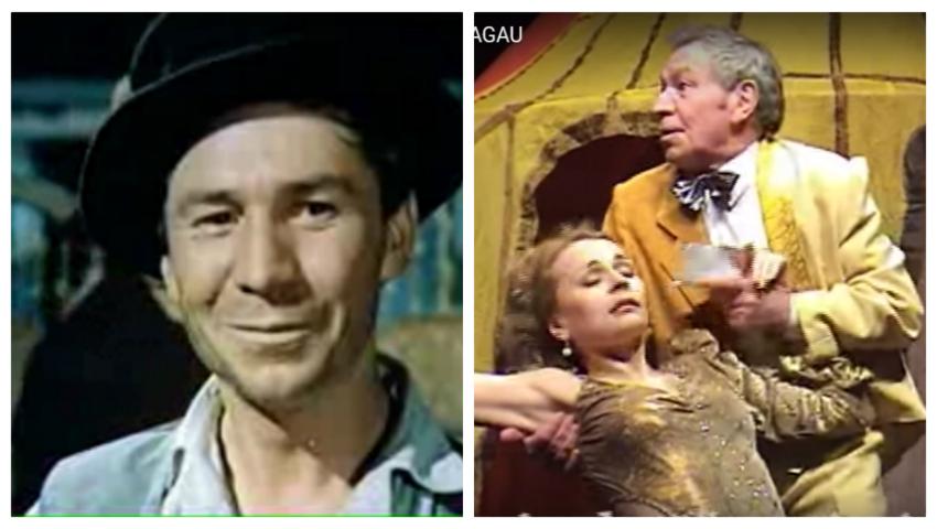 Foto: Video! Roluri care l-au făcut celebru pe îndrăgitul actor Mihai Curagău!