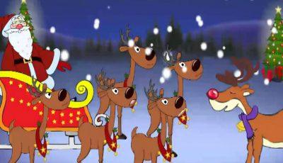 10 desene animate pe care să le vizionezi de Crăciun cu micuțul tău!
