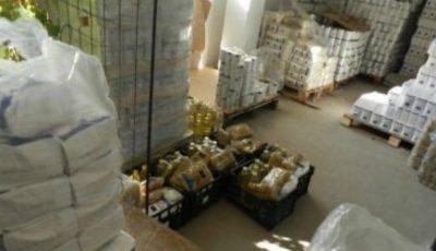 Alimente roase de șobolani în depozitele grădinițelor! Vezi ce alte nereguli au depistat specialiștii de la ANSA