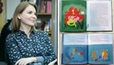 O moldoveancă a primit cea mai înaltă distincție internațională în domeniul ilustrației cărților pentru copii