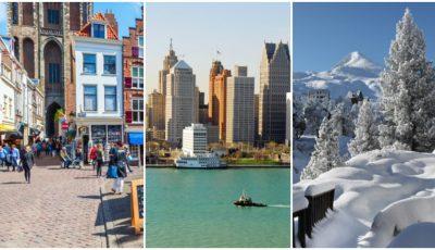 Şapte oraşe unde oamenii sunt plătiţi să locuiască