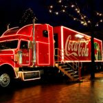 Foto: Vin sărbătorile! Caravana Coca-Cola revine în PMAN