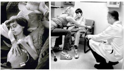 Imagini sfâșietoare. Cum a arătat ultimul an din viața unui copil bolnav de cancer