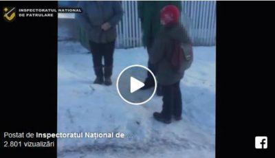 Atenție părinți! Un copil s-a rătăcit pe traseul Soroca-Drochia-Costești
