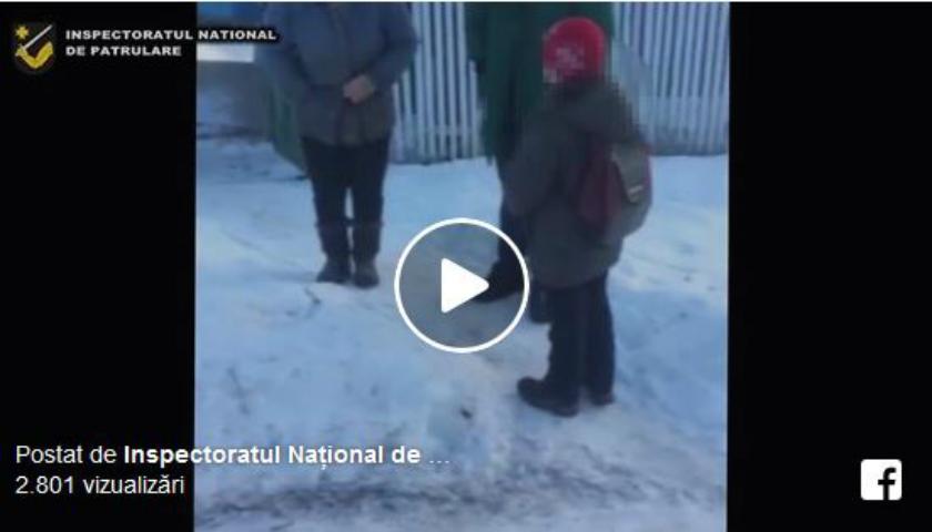 Foto: Atenție părinți! Un copil s-a rătăcit pe traseul Soroca-Drochia-Costești