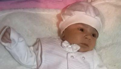 Acest bebeluș a fost diagnosticat cu o maladie rară! Are nevoie de ajutorul fiecăruia din noi
