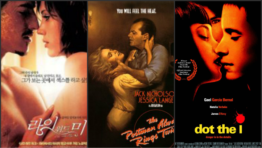 Foto: 15 filme cu scene fierbinți!