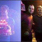 Foto: Emilian Crețu și-a sărbătorit ziua de naștere! Iată cum a fost surprins de prieteni