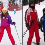 Foto: Instructorii Unica Sport au luat cu asalt schiatul pe zăpadă!