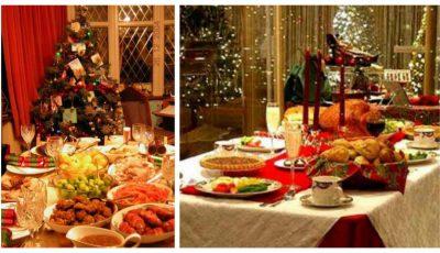 Ce consumă oamenii de Crăciun în diverse țări ale lumii?