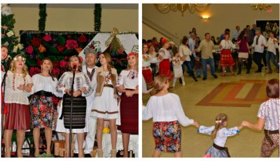 Cum au petrecut sărbătorile moldovenii din California