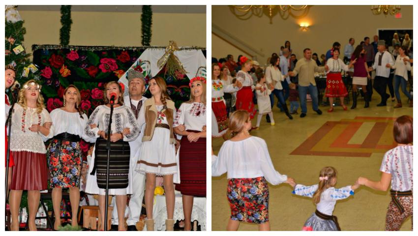 Foto: Cum au petrecut sărbătorile moldovenii din California