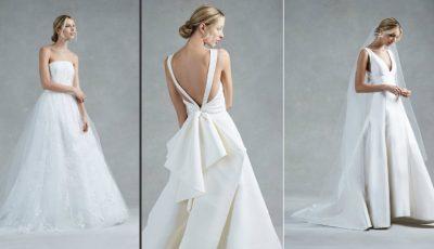Inspirație! 10 modele de rochii de mireasă din colecţia 2017 a lui Oscar de la Renta