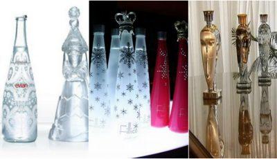 Top 10 cele mai scumpe sticle de apă de pe glob!