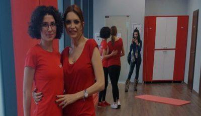 Interpreta Cristina Spătar vrea să-și facă pătrățele pe abdomen cu Unica Sport