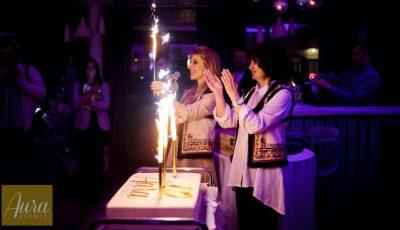 Aura Agency – 10 ani și 10 zile pe piața serviciilor de organizare – motiv de aniversare!