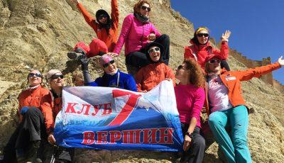 Unic! Fă cunoștință cu prima echipă feminină care a cucerit Everestul