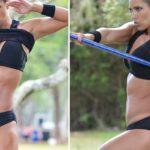 Foto: Exerciții pentru un abdomen de fier!