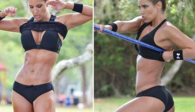 Exerciții pentru un abdomen de fier!