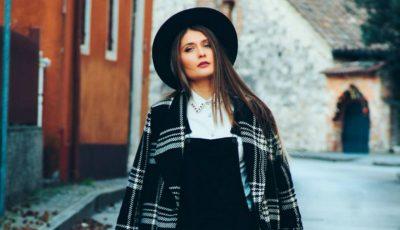 O ținută stilată de iarnă de la bloggerița Mia Beschieri!