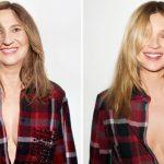 Foto: Ce s-ar întâmpla dacă o femeie obișnuită ar fi imaginea unei mari case de modă?!
