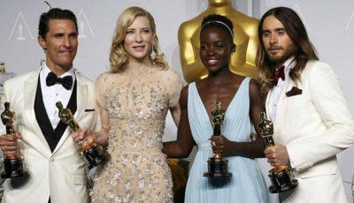 Ei sunt nominalizații la Premiile Oscar 2017