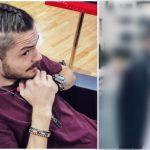 Foto: Alex Mațaev a renunțat la părul lung!