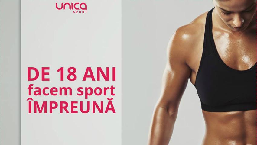 Foto: Unica Sport recrutează candidaţi pentru Cursul de Formare Profesională al Instructorilor pentru antrenamente de grup!