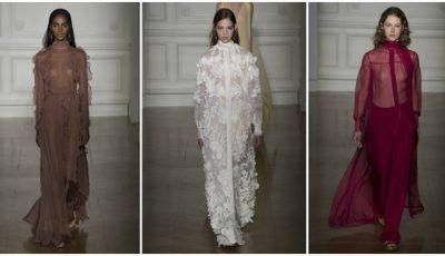 Delicatețe și rafinament în noua colecție marca Valentino!