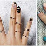 Foto: 15 idei de manichiură minimalistă