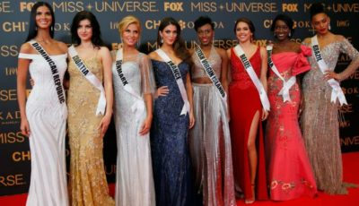 Ea este Miss Universe 2017!