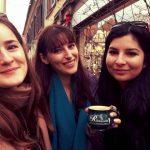 Foto: Sanda Spînu, studenta care face business la Strasbourg!