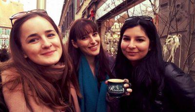 Sanda Spînu, studenta care face business la Strasbourg!