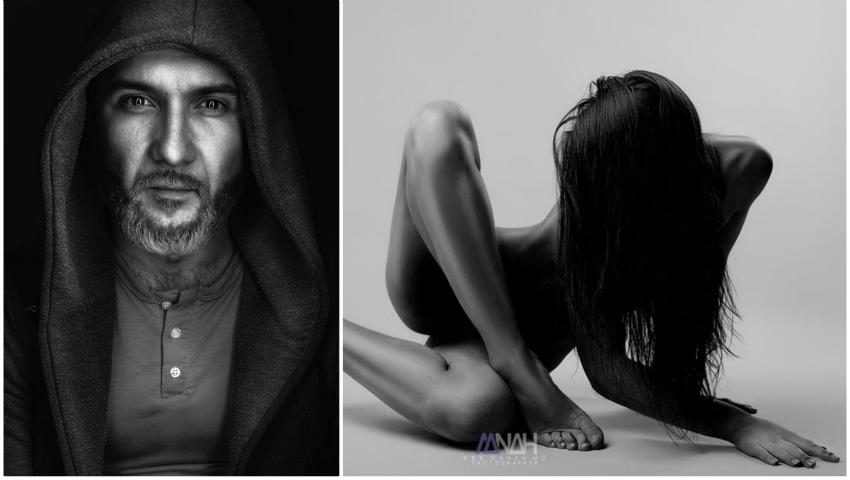 """Foto: Arcady Manah: """"Nudul exprimă acea frumusețe curată, goală și adevărată"""""""
