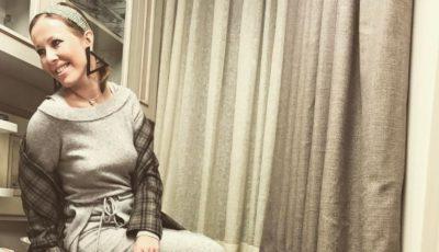 Ksenia Sobchak și-a arătat fiul