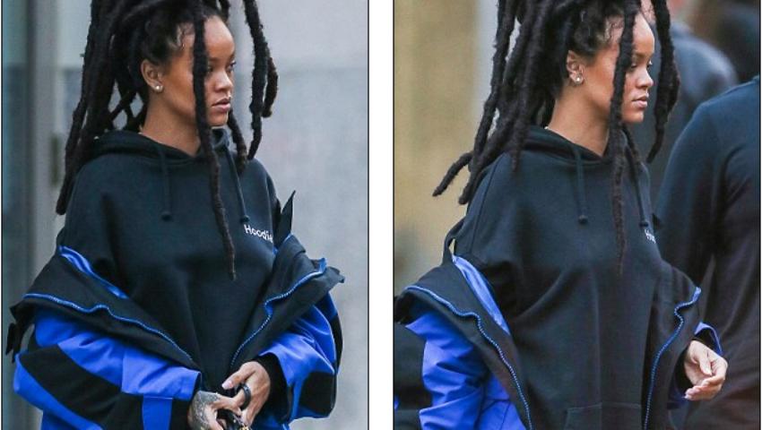 Foto: Rihanna poartă pe ea 4000 de dolari