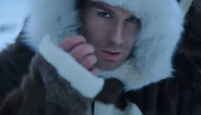 Ionel Istrati a lansat videoclipul filmat în condiții extreme