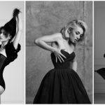Foto: Diana Rudenco: Între formă și conținut, la limita albului și negrului