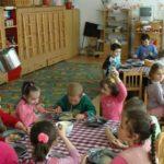 Foto: Cum sunt hrăniți copiii în grădinițile private