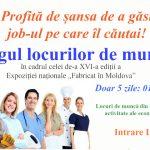 Foto: Vrei să obții un loc de muncă sau să găsești unul mai atractiv? Vino la Târgul locurilor de muncă