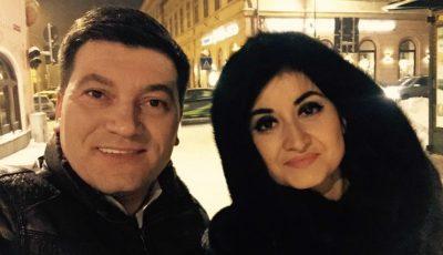 Corina Țepeș și Costi Burlacu pleacă în Canada!