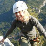 Foto: Diana Laur, medicul care escaladează munții!