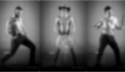 Băieții de la Zebra Show au pozat fără haine!