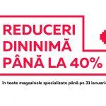 """Foto: Brandurile """"DININIMĂ"""" vin cu reduceri pentru colecția de iarnă"""