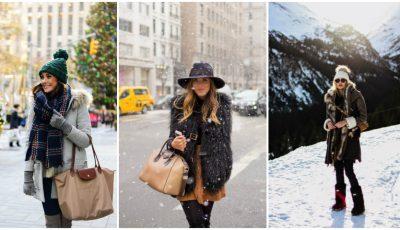 Ținute perfecte pentru zilele geroase de iarnă
