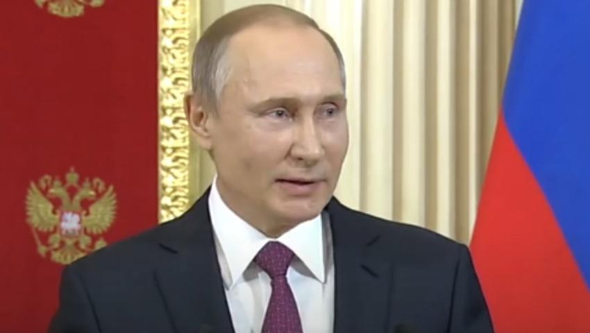 Foto: Vladimir Putin a recunoscut că prostituatele din Rusia sunt cele mai bune
