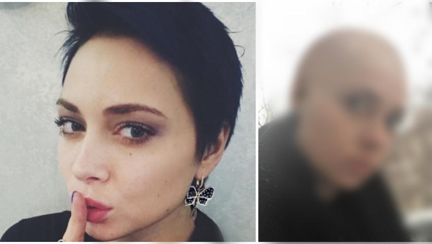 Foto: Nastasya Samburskaia s-a tuns cheală. Iată din ce motiv